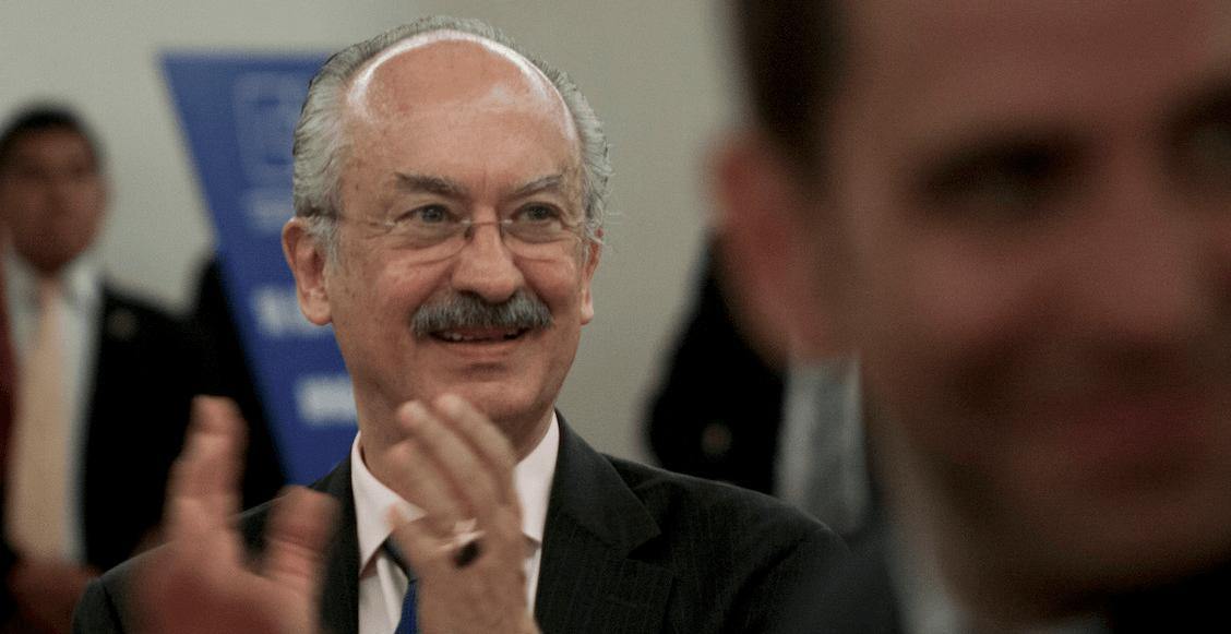 ¡Tsss! Juez ordena detención contra el hijo de Francisco Gil Díaz, extitular de la SHCP