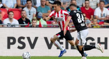 ¡De locura! PSV le remontó al Basel en los playoffs de la Champions League