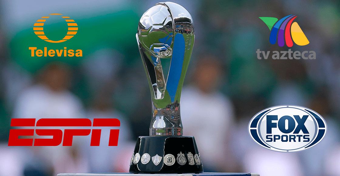 Por estas televisoras podrás ver a todos los equipos del Apertura 2019