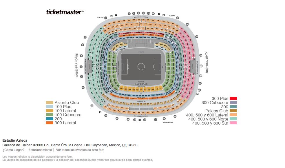 ¿Cuánto cuesta ir al homenaje del 'Conejo' Pérez en el Estadio Azteca?