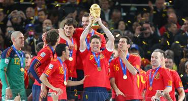 ¿Qué ha sido de lo 23 campeones con España en Sudáfrica 2010?