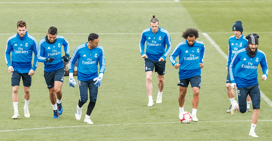 Real Madrid incluye a Bale y Keylor para la International Champions Cup