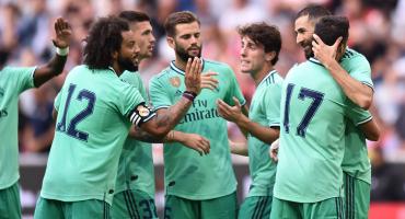 ¡Extra, extra! Real Madrid por fin ganó y con hat-trick de Benzema