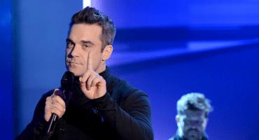 El miedo no anda en burro: Robbie Williams dice que tiene seguridad para protegerlo de aliens