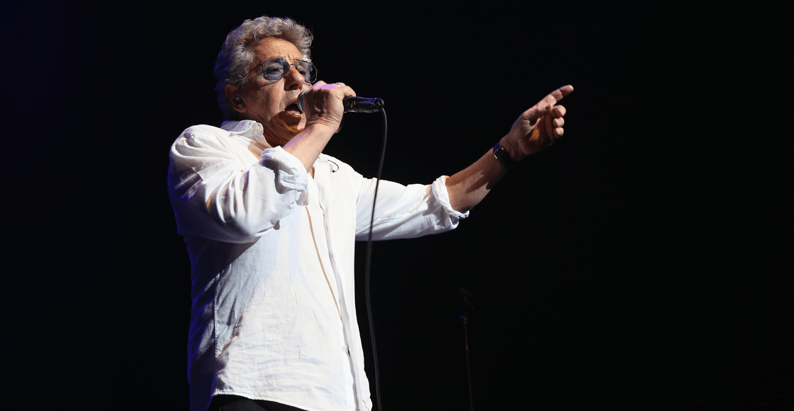 La hora sad: Roger Daltrey de The Who dice que su voz se irá en cinco años