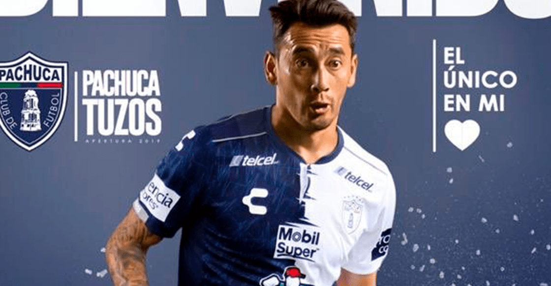 ¡Bombazo tuzo! Rubens Sambueza es nuevo jugador de Pachuca