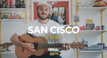 Sesiones Acústicas en Sopitas.com presentan: San Cisco