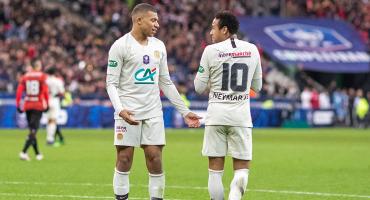 ¡Urge! Si el PSG no vende a Neymar, Mbappé se iría al Manchester City