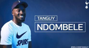 Tanguy Ndombélé: El jugador más caro en la historia del Tottenham