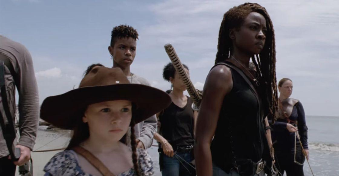 Ya tenemos tráiler de la temporada 10 de 'The Walking Dead'