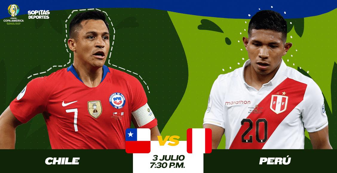 ¿Cómo, cuándo y dónde ver en vivo el Chile vs Perú?