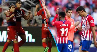 ¿Cuándo, cómo y dónde ver el Chivas vs Atlético de Madrid?