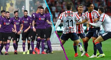 ¿Dónde, cuándo y cómo ver el Fiorentina vs Chivas?