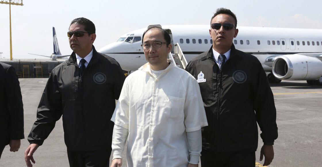 AMLO ordena investigar dónde quedaron los millones de Zhenli Ye Gon