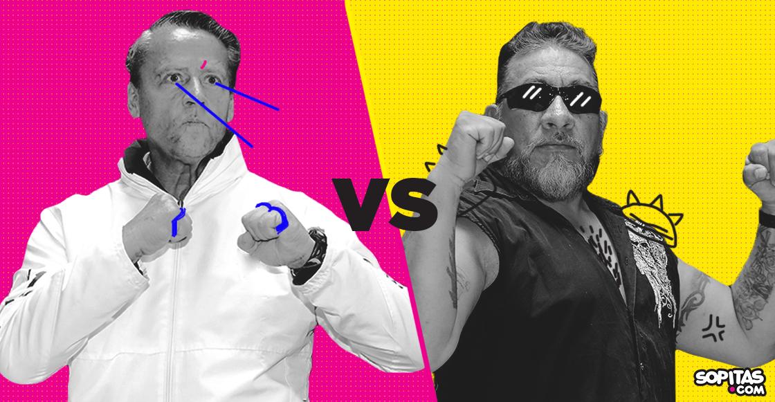 Porque bien que les interesa: La historia detrás de la rivalidad entre Carlos Trejo y Alfredo Adame