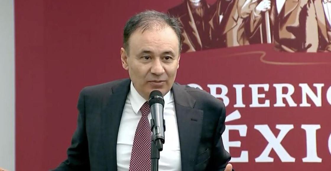 """""""Faltó un mecanismo de comunicación paralelo a la creación de la GN"""": Alfonso Durazo"""