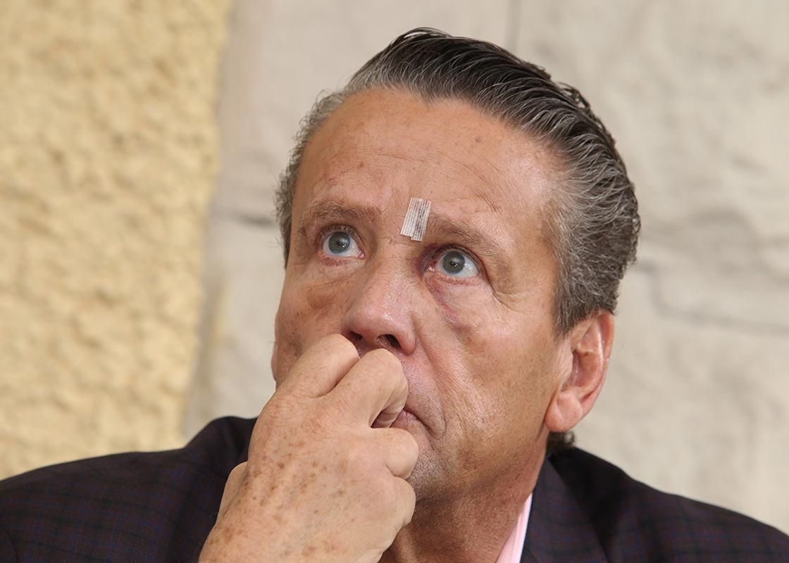 Carlos Trejo qué… la verdadera bronca de Alfredo Adame es con el SAT