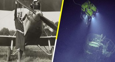 Explorador que halló el Titanic, apuesta por encontrar el avión de Amelia Earhart 👩✈️