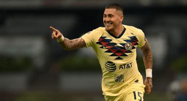 Doblete de Nicolas Castillo en la goleada del América sobre Monterrey