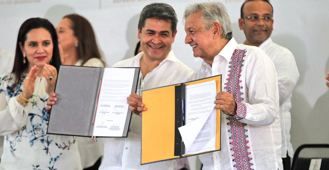 Gobierno de AMLO dará 90 millones de dólares al año a Centroamérica para reducir migración