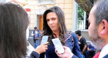 Guevara al Senado: Paola Pliego ganará demanda a Conade y no hay dinero para pagar la luz