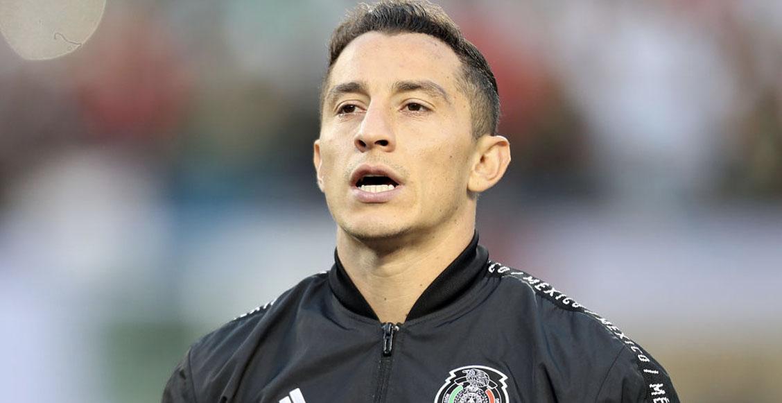 Andrés Guardado acortará sus vacaciones para venir a jugar a México