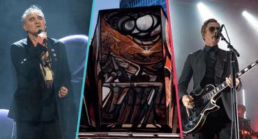 Para recordar: 9 artistas que han tocado en el Polyforum Siqueiros