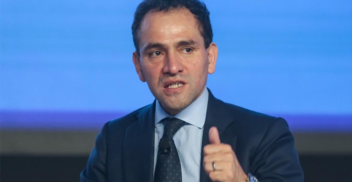 """""""Las finanzas de nuestro país son sanas y los objetivos son los mismos"""": Arturo Herrera"""