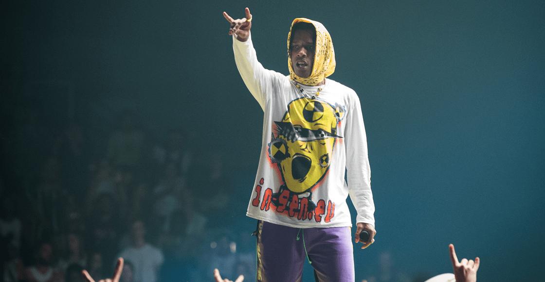 ¿Qué está pasando con A$AP Rocky y por qué está encarcelado en Suecia?