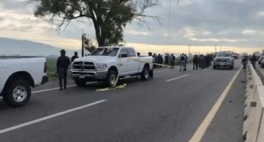 Comando armado asesina a Gonzalo Huitrón, fiscal regional de Jalisco