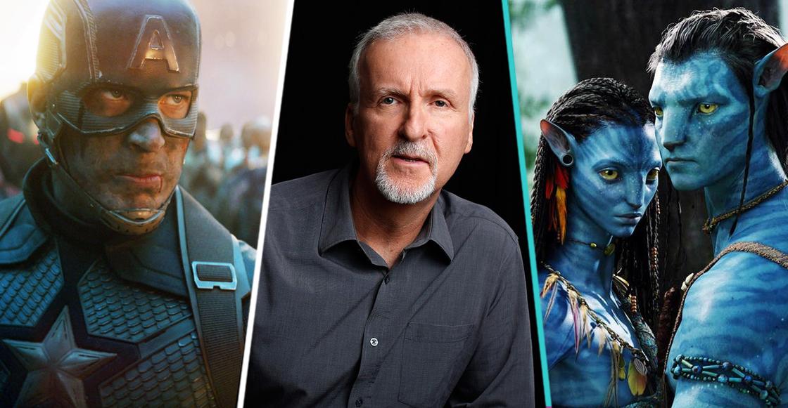 Esta fue la respuesta de James Cameron al éxito en taquilla de 'Avengers: Endgame'