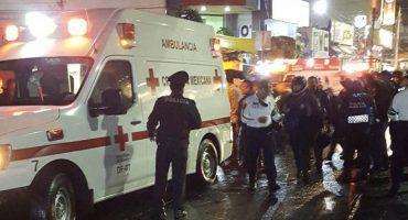 Intento de asalto desató balacera afuera del metro Tacuba; un menor de edad perdió la vida