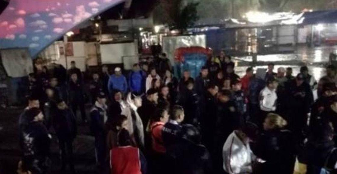 Fichitas: Banda de asaltantes que provocaron balacera afuera del metro Tacuba son familia