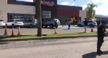 Se registra balacera en Plaza Galerías en Zapopan, Jalisco; hay dos muertos