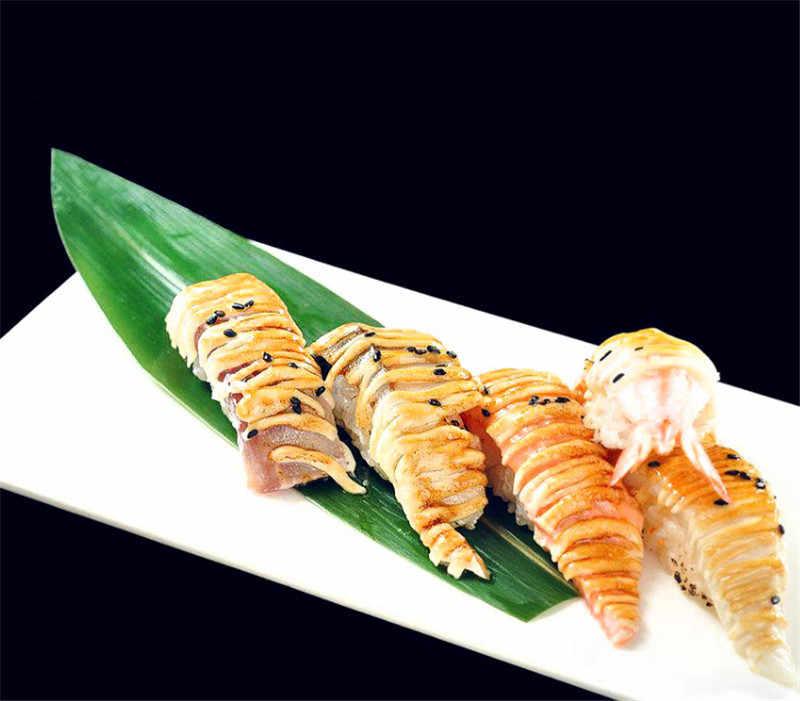 El misterio ha sido resuelto: ¿para qué son las tiras verdes con las que sirven el sushi?