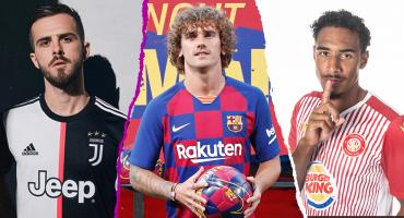 Barcelona tiene el segundo uniforme más feo, según Four Four Two ¿Quién tiene el primero?