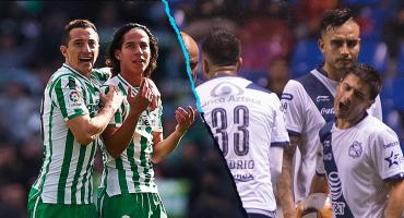 Real Betis anuncia cambio de horario para el juego contra Puebla
