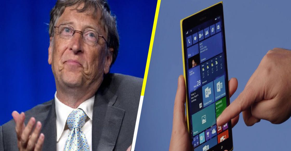 Los genios también se equivocan! Este es el peor error de Bill Gates