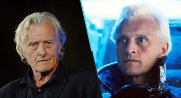 Murió el actor Rutger Hauer, el héroe trágico y replicante de 'Blade Runner'