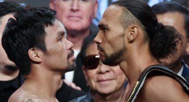 ¡Millonada! Esto es lo que ganarán Manny Pacquiao y Keith Thurman en su pelea