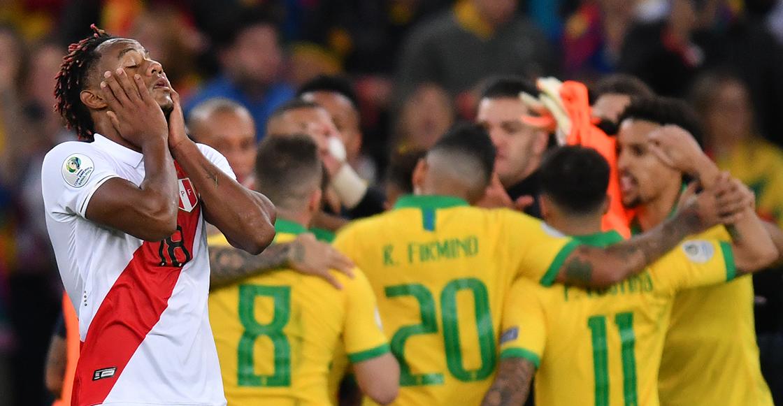 ¡Pásenle a ver los goles! Brasil se corona en la Copa América tras vencer a Perú
