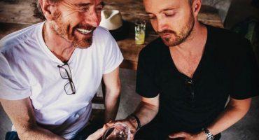 No es 'Breaking Bad', pero Bryan Cranston y Aaron Paul lanzan su línea de mezcal