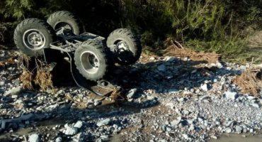 Ocho personas fallecidas tras ser arrastradas por la corriente en el Cañón de la Lima, Coahuila