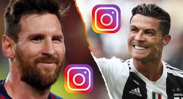 ¡¿Tanto por foto?! Esto gana Cristiano, Messi y otros deportistas por publicar en Instagram