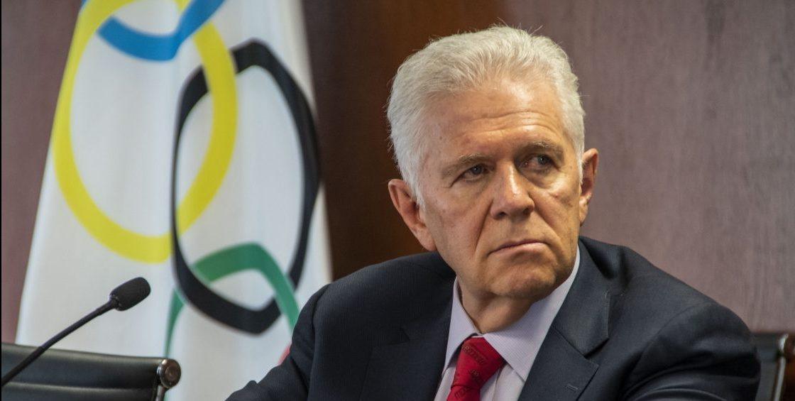 Carlos Padilla Comité Olímpico Mexicano