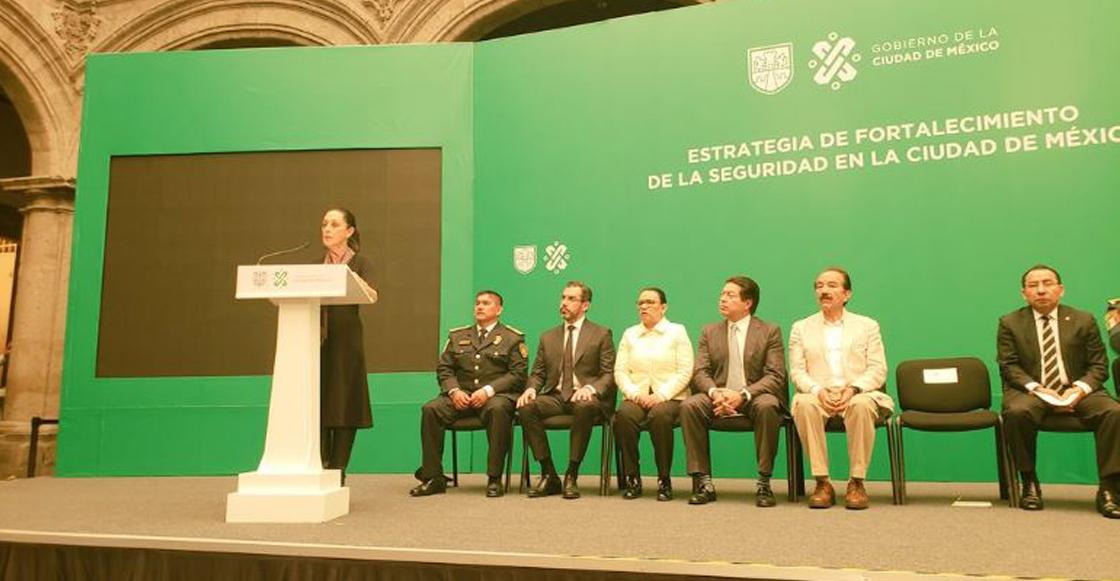 Como parte de 'Ciudad Segura', la Procuraduría de CDMX pasará a ser Fiscalía