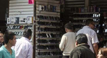 ¡Ya estuvo! Estará prohibido vender celulares en tianguis de la CDMX