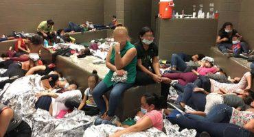 Si a migrantes no les gustan los centros de detención