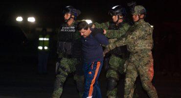 ¡Se terminó! Dictan cadena perpetua en contra del Chapo Guzmán