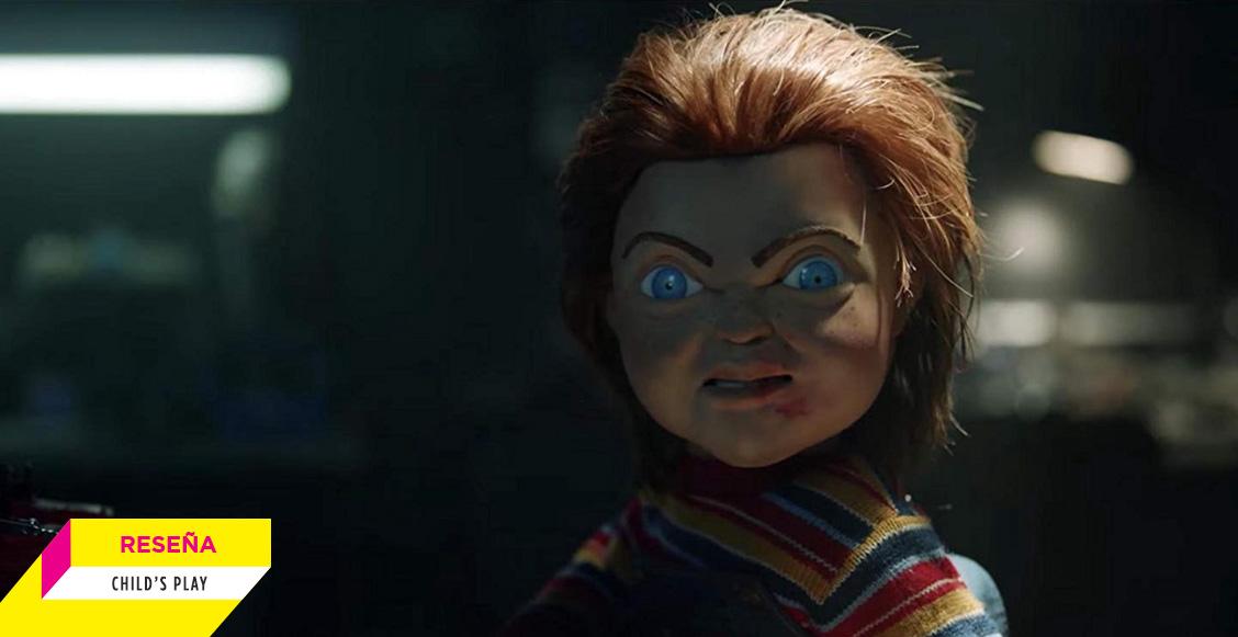 'Child's Play', el muñeco justiciero en una película de mal gusto, divertida y reflexiva